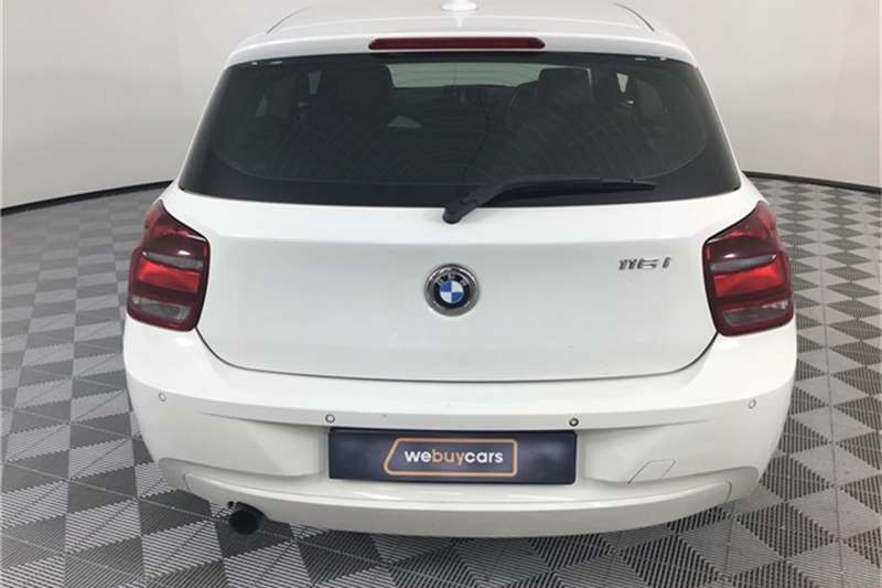BMW 1 Series 116i 3-door 2013