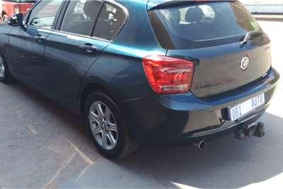 Used 2014 BMW 1 Series 116i 3 door