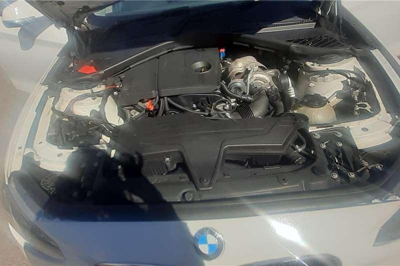 Used 2011 BMW 1 Series 116i 3 door auto