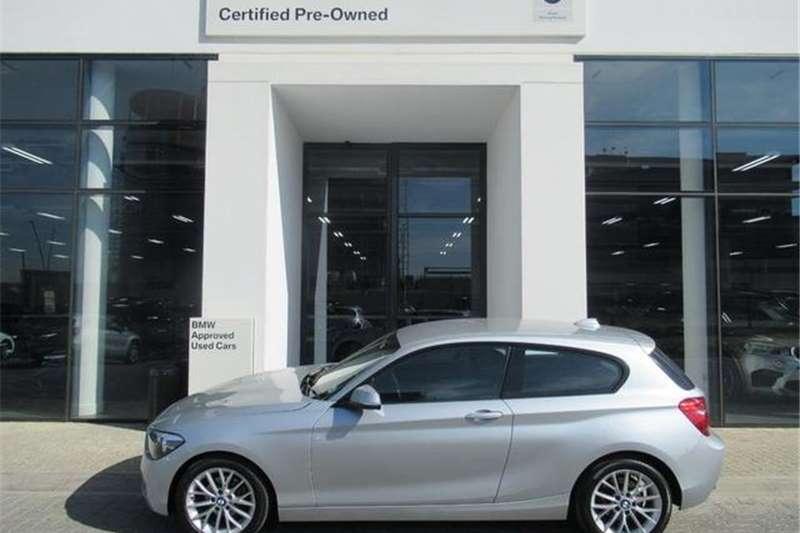 BMW 1 Series 116i 3 Door Auto 2013