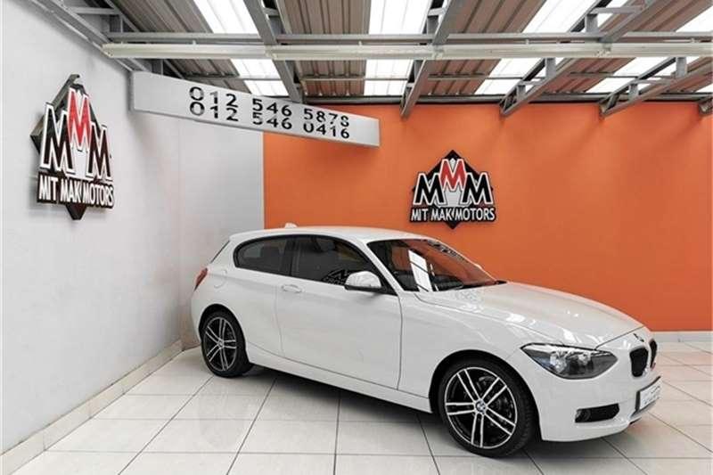 BMW 1 Series 116i 3-door auto 2014