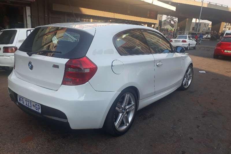 BMW 1 Series 116i 3 door M Sport 2009