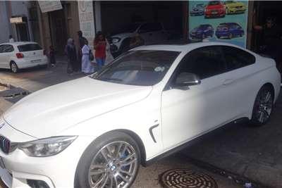 BMW 1 Series 116i 3 door M Sport 2014