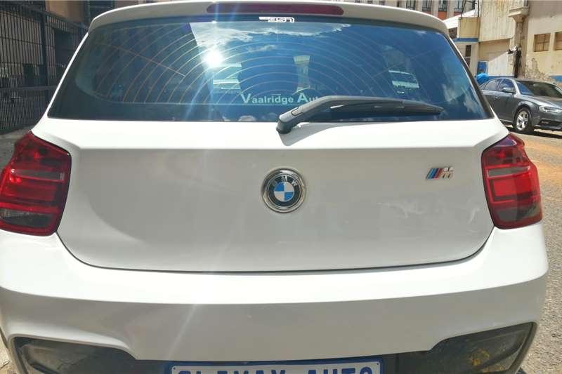 BMW 1 Series 116i 3-door M Sport auto 2013