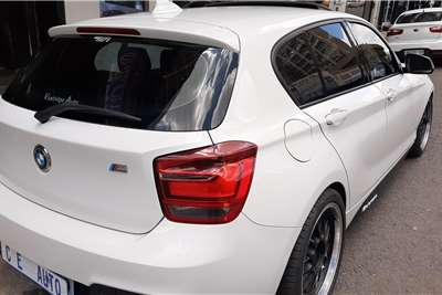 BMW 1 Series 116i 3 door M Sport auto 2013