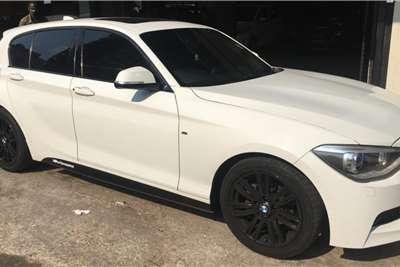 BMW 1 Series 116i 3 door M Sport auto 2013