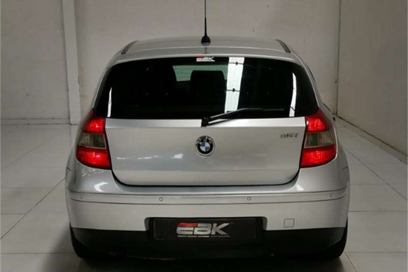 2007 BMW 1 Series