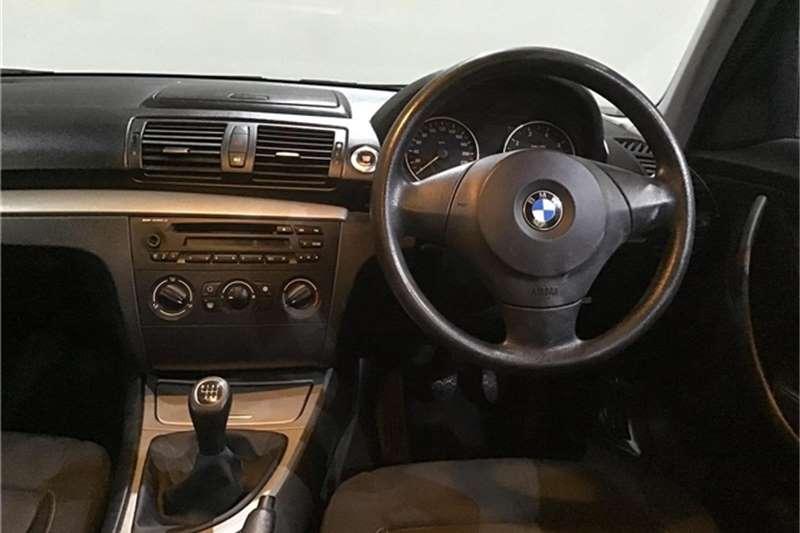 BMW 1 Series 116i 5-door 2008