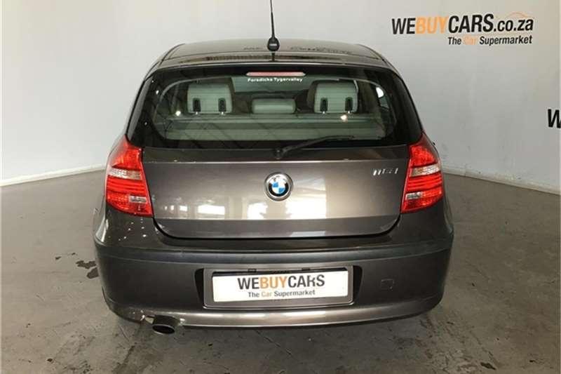 BMW 1 Series 116i 5 door 2010