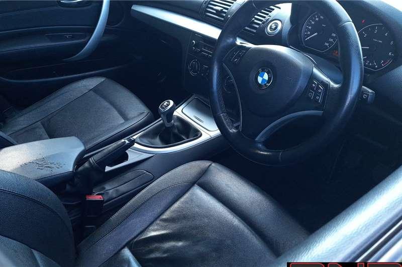 2010 BMW 1 Series 116i 5-door