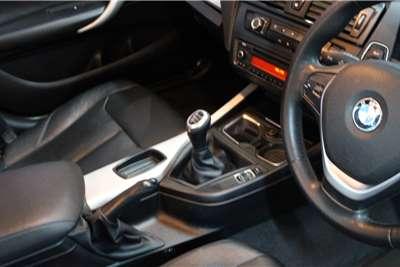 2011 BMW 1 Series 116i 5-door