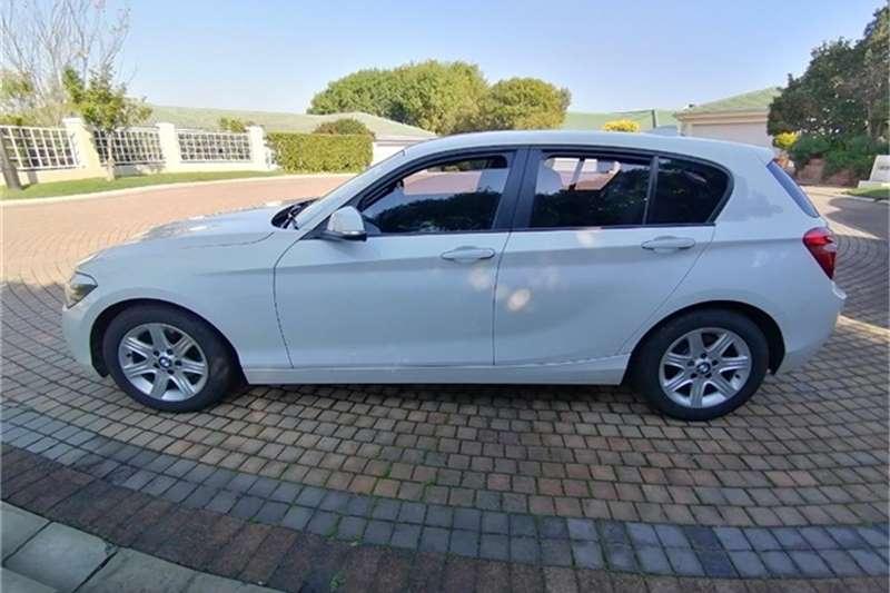 Used 2012 BMW 1 Series 116i 5 door