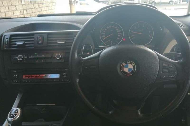 2012 BMW 1 Series 116i 5-door