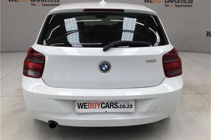BMW 1 Series 116i 5 door 2013