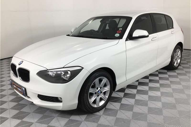 BMW 1 Series 116i 5-door 2013