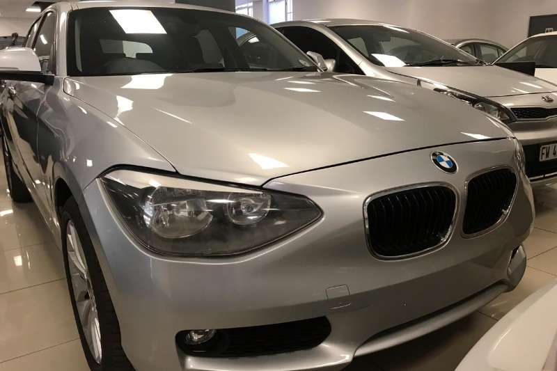 BMW 1 Series 116i 5 door 2014