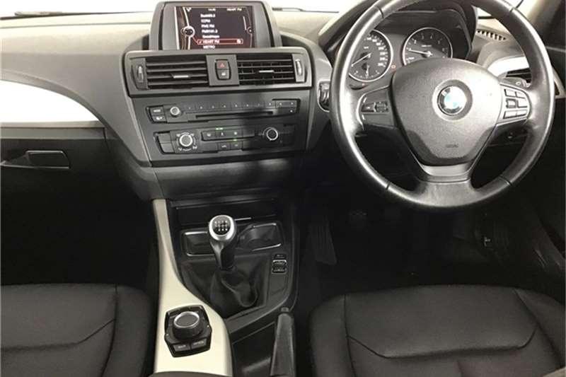 BMW 1 Series 116i 5 door 2014