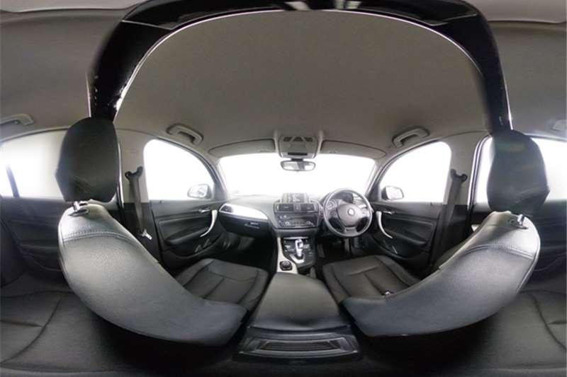 Used 2014 BMW 1 Series 116i 5 door