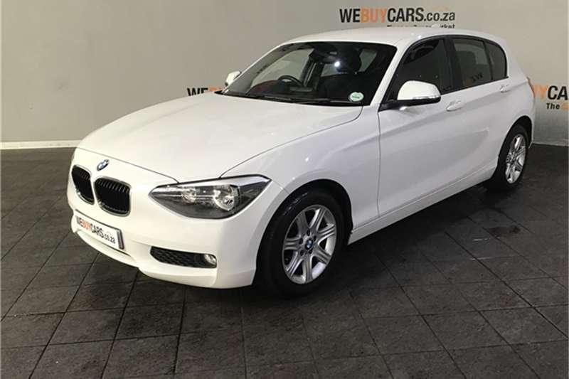 BMW 1 Series 116i 5 door 2015