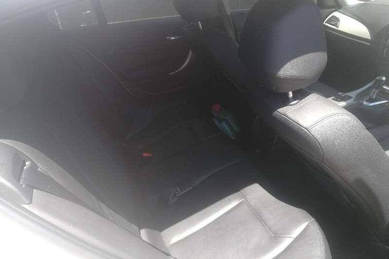 BMW 1 Series 116i 5 door 2016