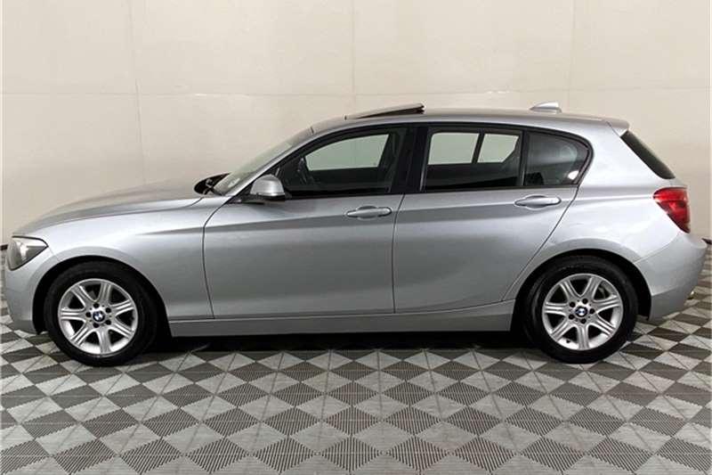 2012 BMW 1 Series 116i 5-door auto