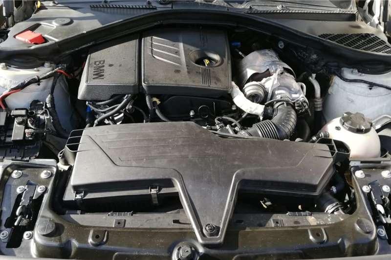 BMW 1 Series 116i 5-door auto 2013
