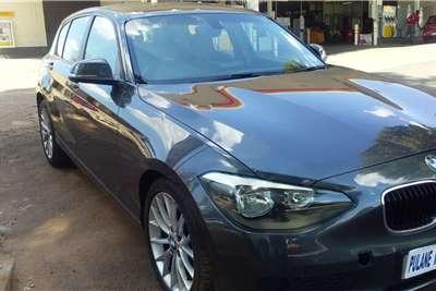 Used 2013 BMW 1 Series 116i 5 door auto