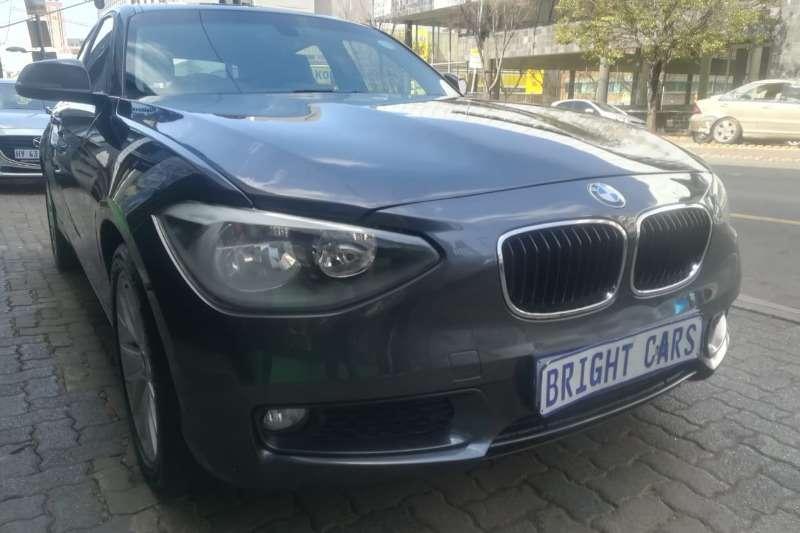 BMW 1 Series 116i 5-door auto 2014