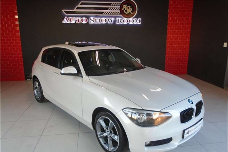 BMW 1 Series 116i 5-door auto 2014