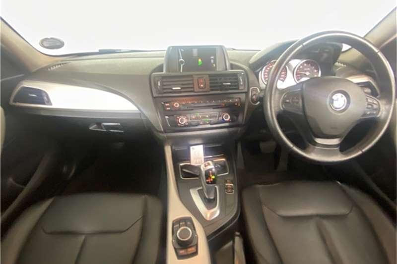2014 BMW 1 Series 116i 5-door auto