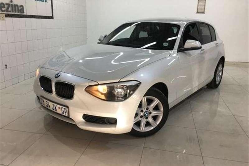 BMW 1 Series 116i 5 Door Auto 2015
