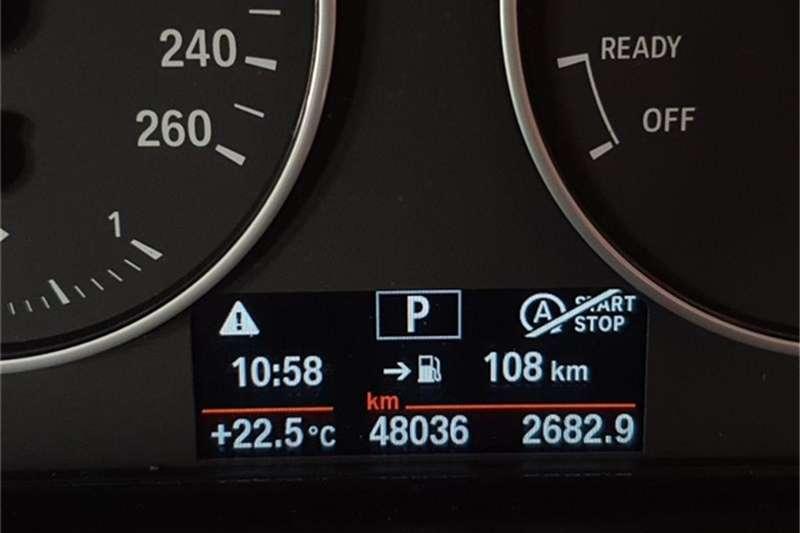 BMW 1 Series 116i 5-Door Auto 2015