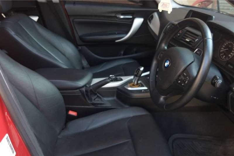 BMW 1 Series 116i 5 door auto 2016