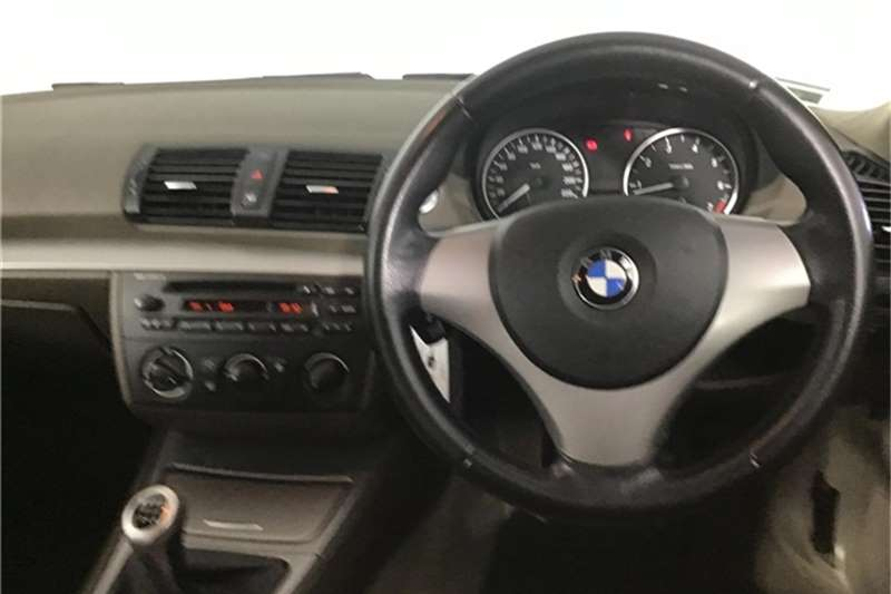 BMW 1 Series 116i 5 door Exclusive 2006
