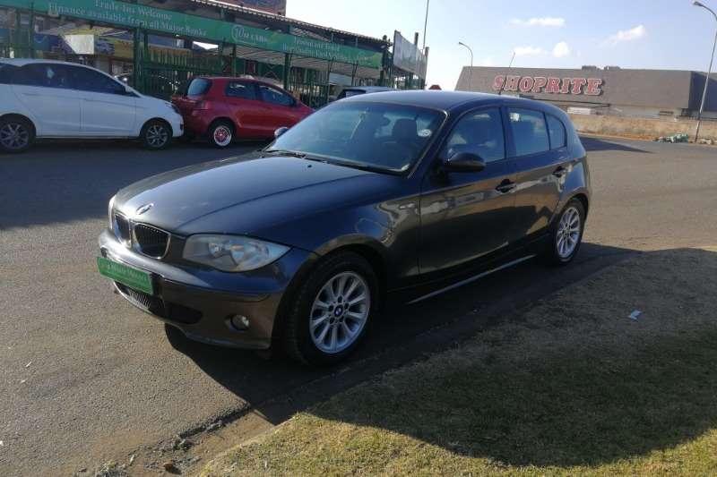 BMW 1 Series 116i 5 door Exclusive 2007