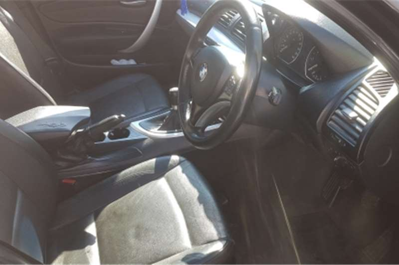 Used 2008 BMW 1 Series 116i 5 door Exclusive