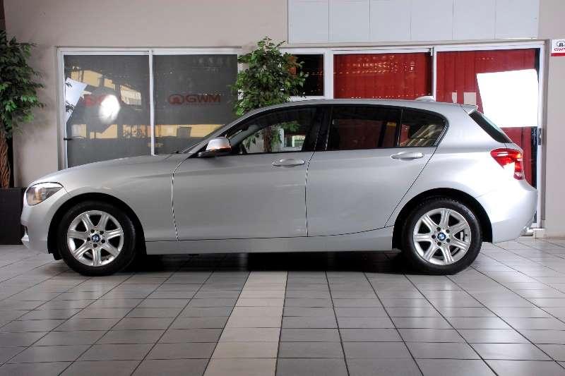 BMW 1 Series 116i 5-door(F20) 2013