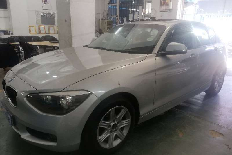 BMW 1 Series 116i 5 door M Sport 2015