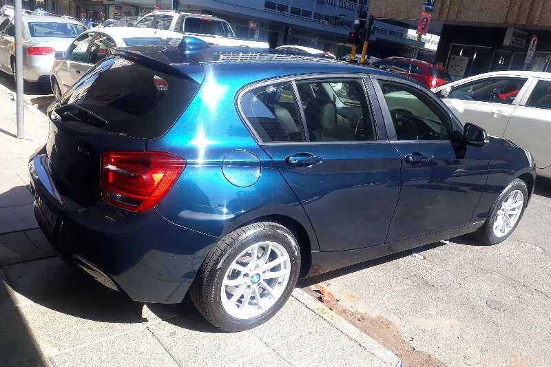 BMW 1 Series 116i 5 door M Sport auto 2015