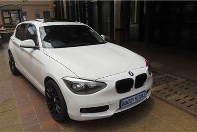 BMW 1 Series 116i 5-door M Sport auto 2016