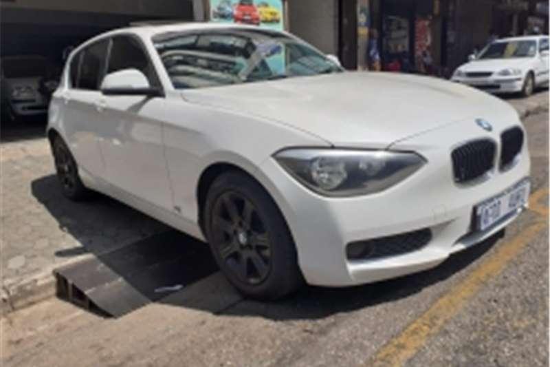 Used 2013 BMW 1 Series 116i 5 door M Sport steptronic