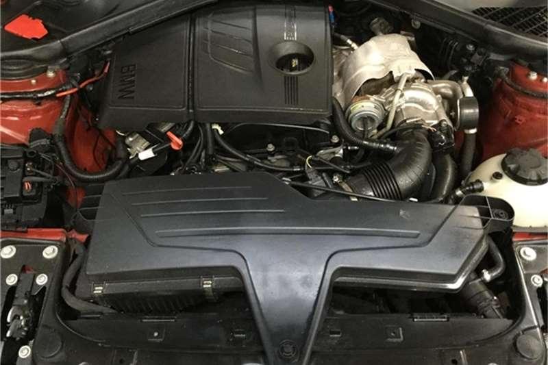 BMW 1 Series 116i 5 door Sport 2012