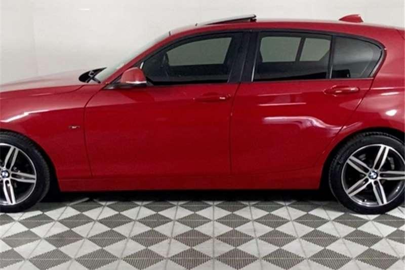 2012 BMW 1 Series 116i 5-door Sport auto