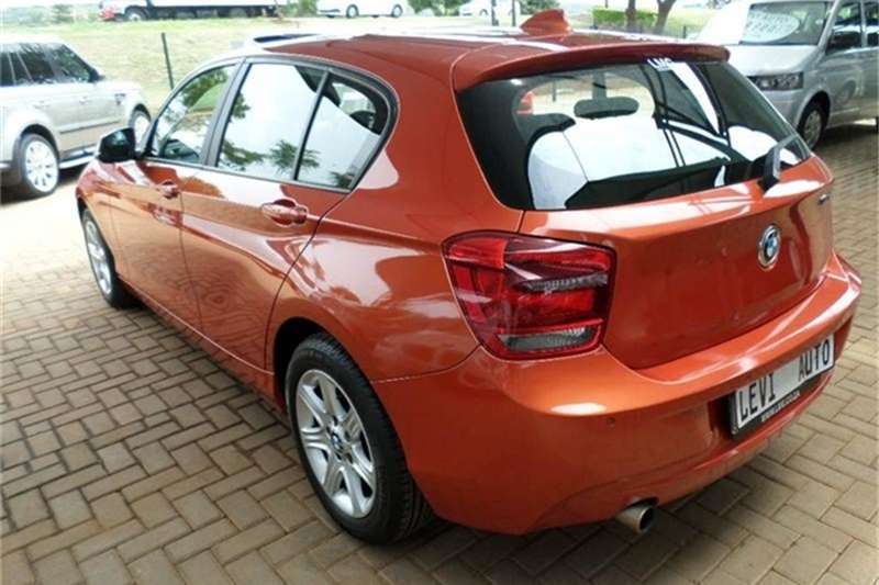 BMW 1 Series 116i 5-door Sport auto 2013