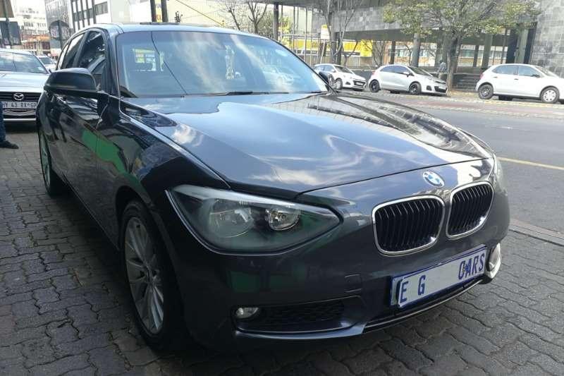 BMW 1 Series 116i 5-door Sport auto 2014