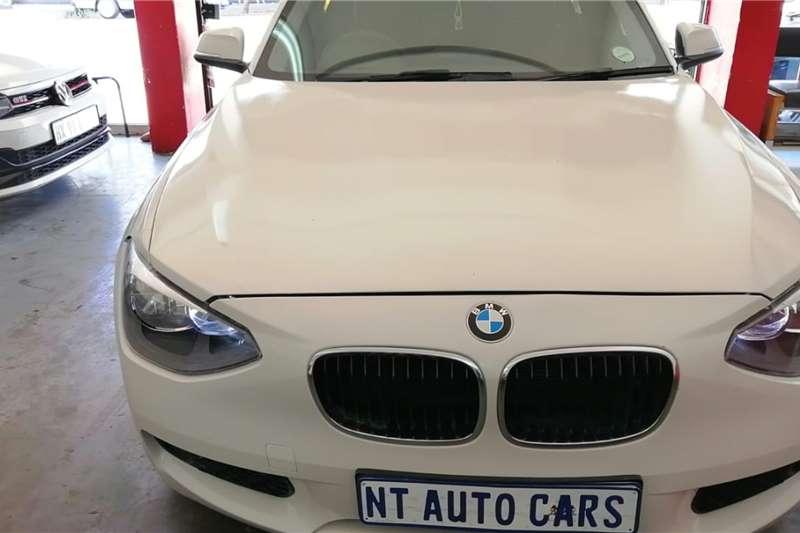 Used 2014 BMW 1 Series 116i 5 door Sport auto