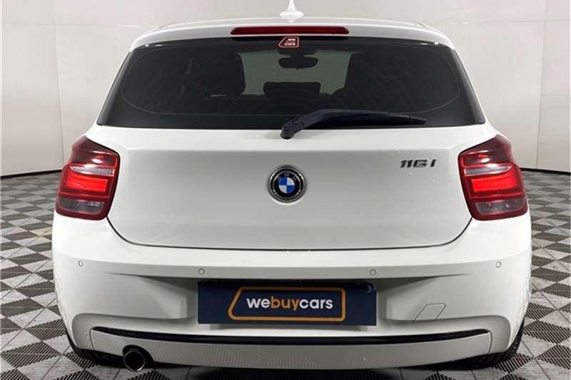 2014 BMW 1 Series 116i 5-door Sport auto