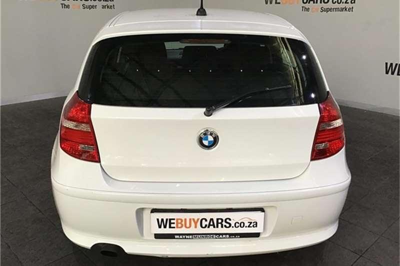 BMW 1 Series 116i 5 door steptronic 2011