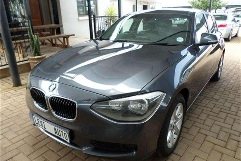 BMW 1 Series 116i 5 door Urban 2013