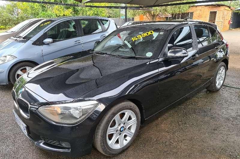 Used 2013 BMW 1 Series 116i 5 door Urban